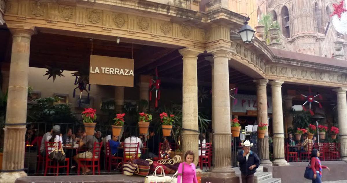 Restaurante Las Terrazas San Miguel De Allende